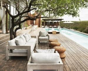 Singita Lebombo Lodge Pool Area 2